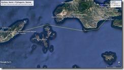 Diesel Duck Trawler LeeZe in Pythagorio