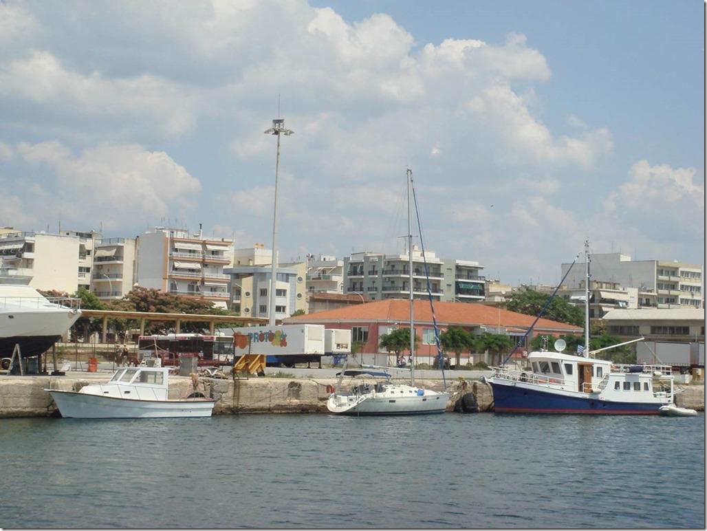 George Buehler Trawler in Çanakkale > Alexandroupolis