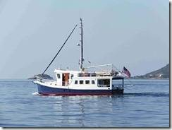 George Beuhler designed Diesel Duck Trawler LeeZe FOR SALE!