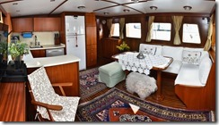 Saloon-galley Panorama