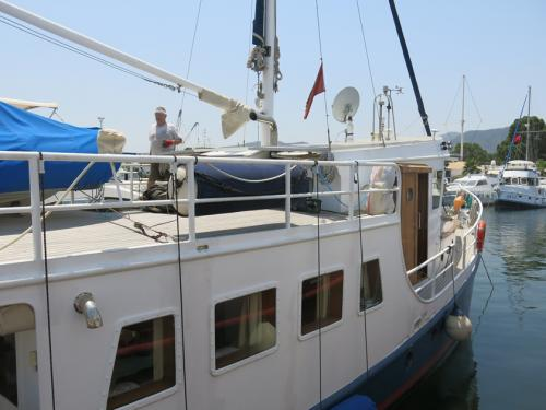 LeeZe Boat Deck